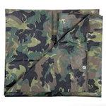 camouflage dek zeil