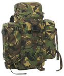 rugzak defensie 60 liter strike leger