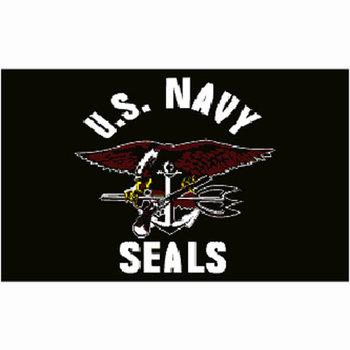 Navy Seals vlag US