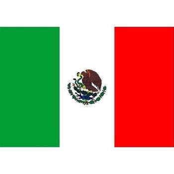 Mexicaanse vlag, vlag Mexico