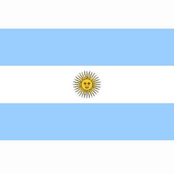 Argentijnse vlag, vlag Argentinië