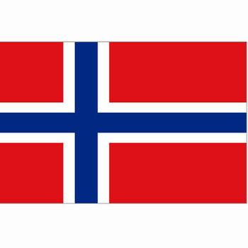 Noorse vlag, vlag Noorwegen