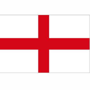Engelse vlag, vlag Engeland st. George