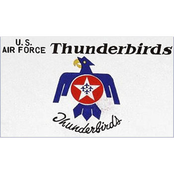 Thunderbirds vlag