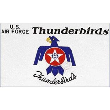 Thunderbirds vlag