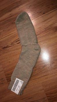 Wollen leger sokken NIEUW uit het leger maat 42-44