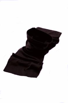 col sjaal LEGER nieuw zwart