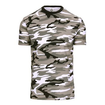 T-shirt leger camouflage urban