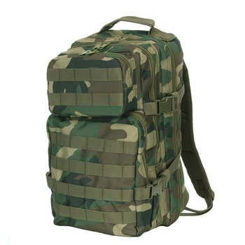 Leger rugzak grabbag US assault camouflage woodland