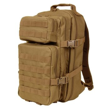 Leger rugzak grabbag US assault coyote