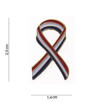 Embleem Nederlandse krul met pin