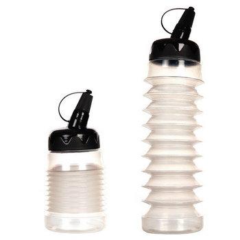 Airsoft kogeltjes / bb's uitrekbare navul fles