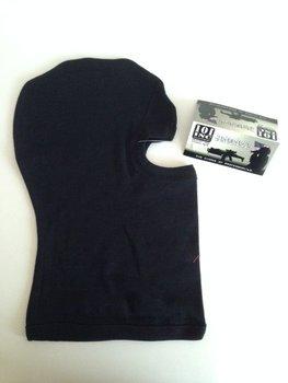 helm bivak muts 1-gaats zwart