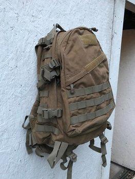 leger rugzak grabbag lmb daypack Coyote met molle systeem gebruikt