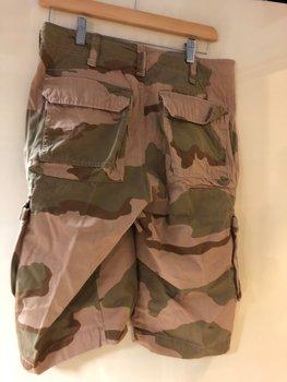 Korte broek leger desert camouflage, aanbieding, laatste exemplaren!