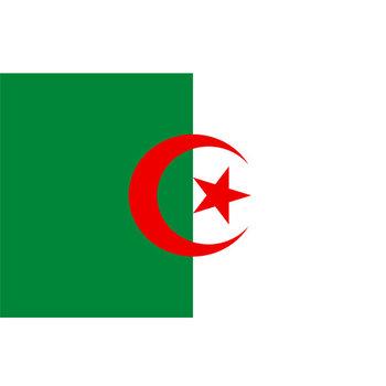 Algerijnse vlag, vlag Algerije