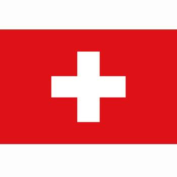 Zwitserse vlag Zwitserland