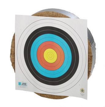 Boogsport blazoen / doel 60cm x 60cm