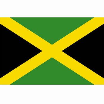 Jamaicaanse vlag Jamaica