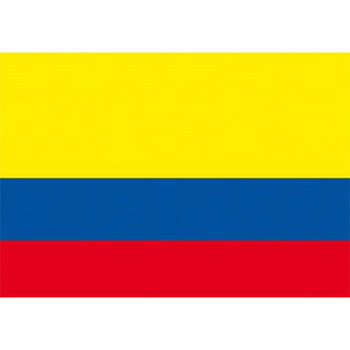 Colombiaanse vlag Colombia