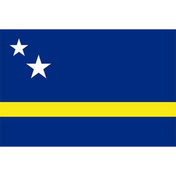 Curacaose vlag Curacao