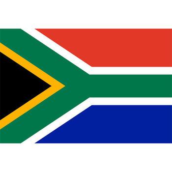 Zuid Afrikaanse vlag Zuid Afrika