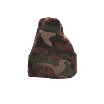Commando leger muts camouflage