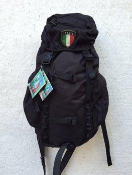 Rugzak 35 liter Italia zwart