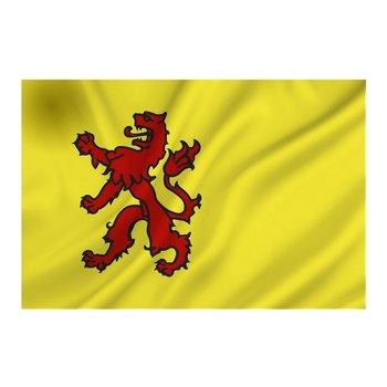 Zuid Hollandse vlag provincie Zuid Holland