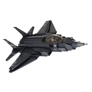 JSF F-35 Lightning vliegtuig van het leger speelgoed Sluban B0510