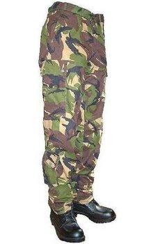 Nederlandse camouflage broek defensie origineel nieuw