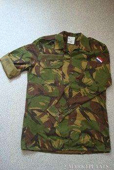 Jasje / overhemd / blouse camouflage landmacht