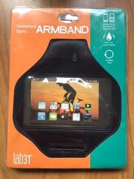 Smartphone armband sport