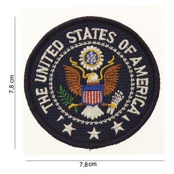 United States of America embleem patch van stof art. nr. 3012