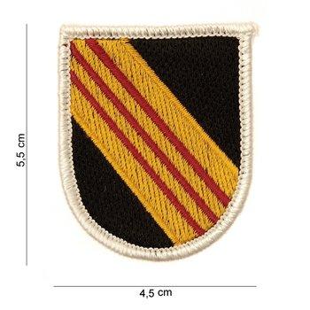 Special Forces embleem patch van stof art. nr. 3023