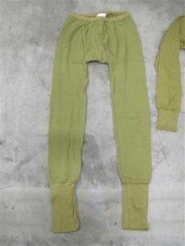 Lange onderbroek uit het leger, gebruikt.