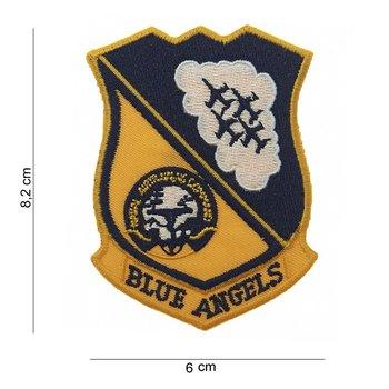 Blue Angels embleem patch van stof art. nr. 3014