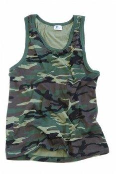 Singlet halter shirt camouflage