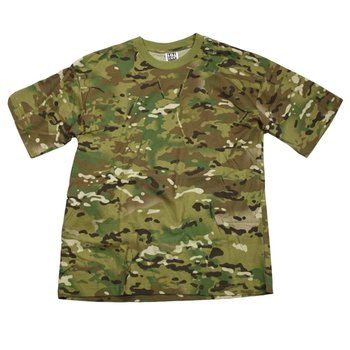 T-shirt leger camouflage multi camo