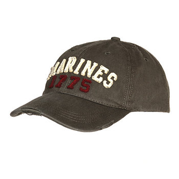 Leger pet / cap Marines leger stonewashed