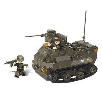 Pantser voertuig Sluban leger speelgoed B0281