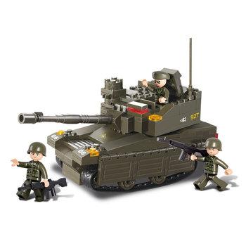 Tank Sluban leger speelgoed B0285