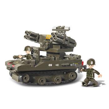 Rocket Launcher Sluban leger speelgoed B0283