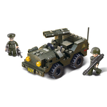 Jeep Sluban leger speelgoed B5800