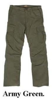 Survival afrits broek groen khaki of grijs NU VOOR € 9,95 !!