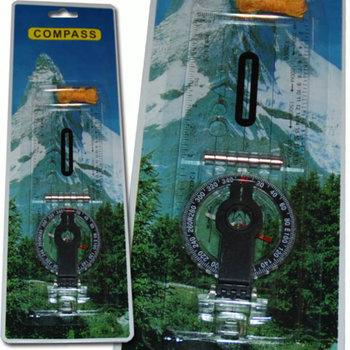 Kompas kaartmodel