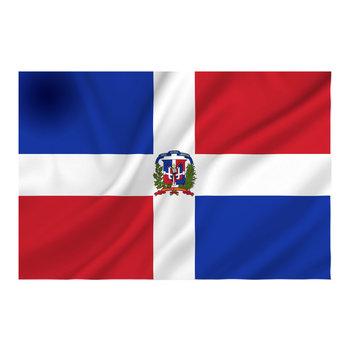 Vlag van de Dominicaanse Republiek