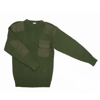 Commandotrui leger kinder trui groen