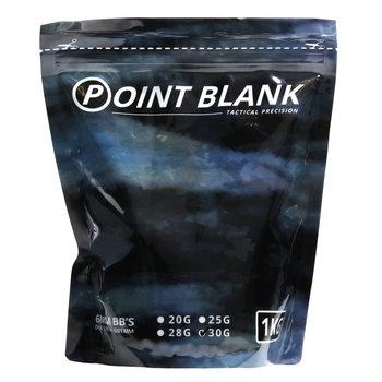 0,30 g airsoft bb 's 6 mm Point Blank balletjes / kogeltjes