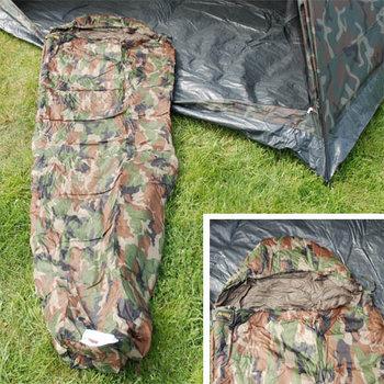 Slaapzak camouflage Pilot